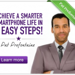 Telus Smartphone Banner Campaign