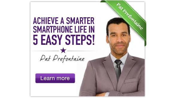 Telus Smartphone Banner Campaign